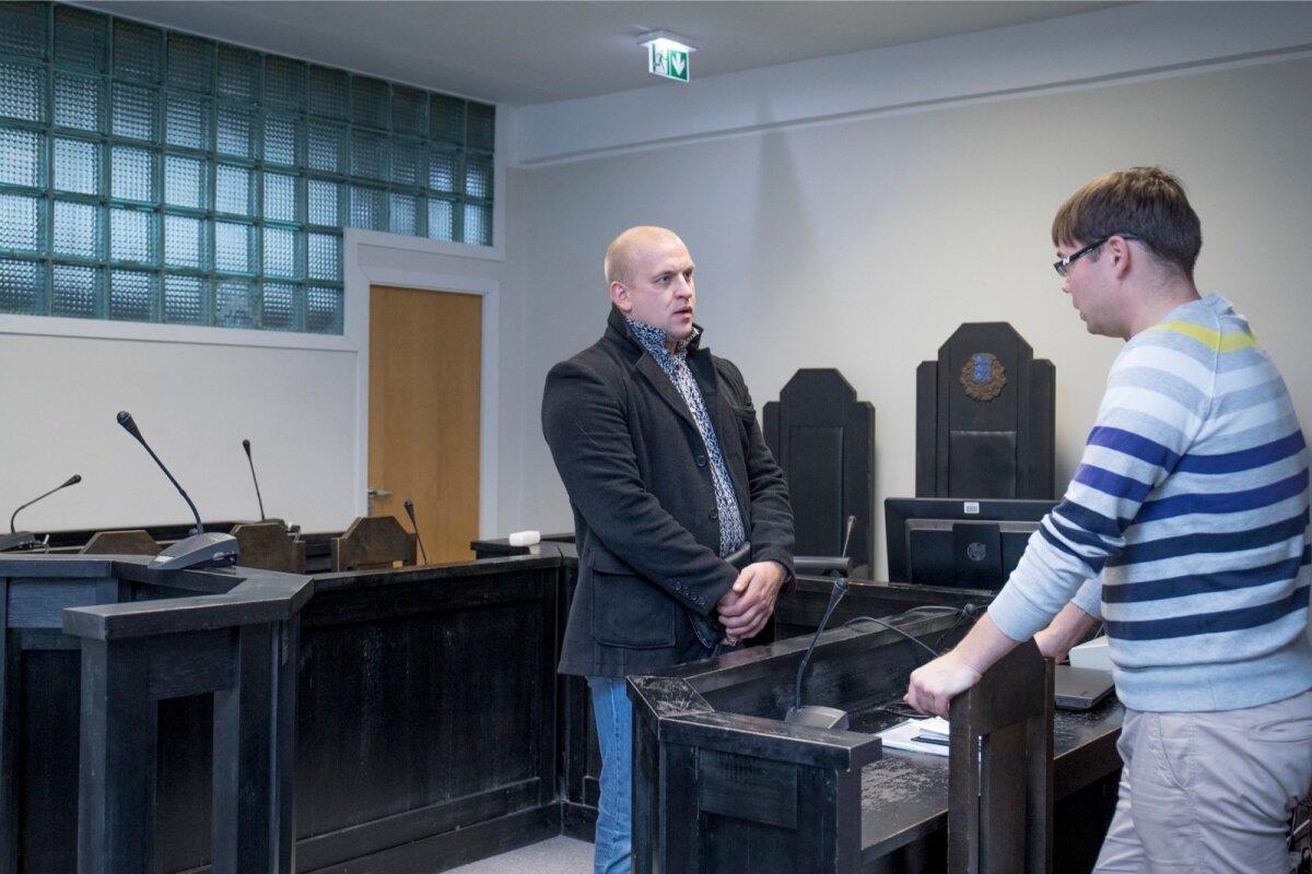 Kristjan Kattai 2016. aasta oktoobris kohtus.