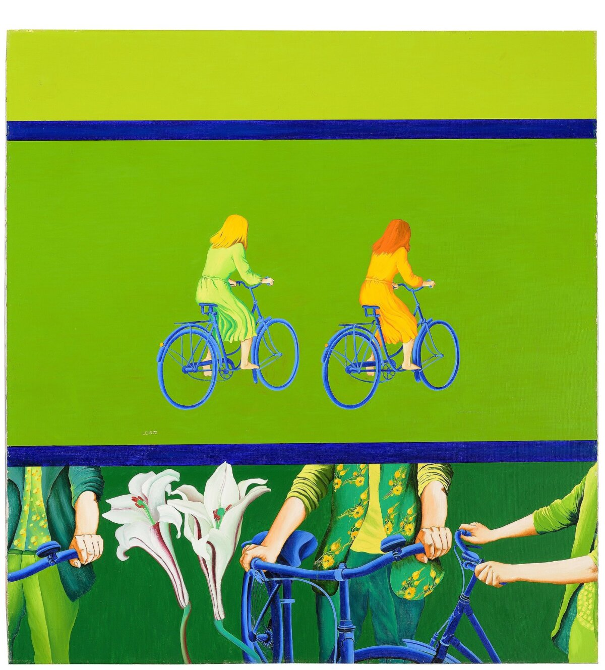 "5. Malle Leis, ""Jalgratturid"" (1972)."