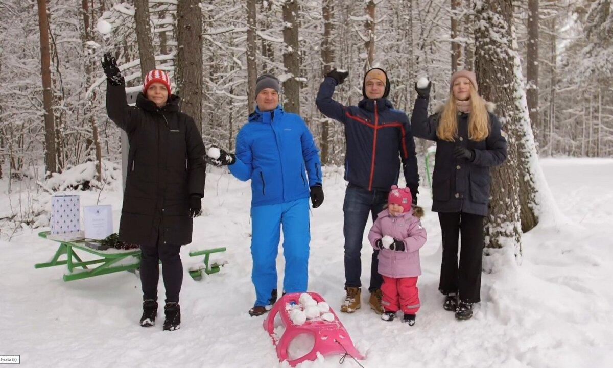 Perekond Nerman Läänemaalt
