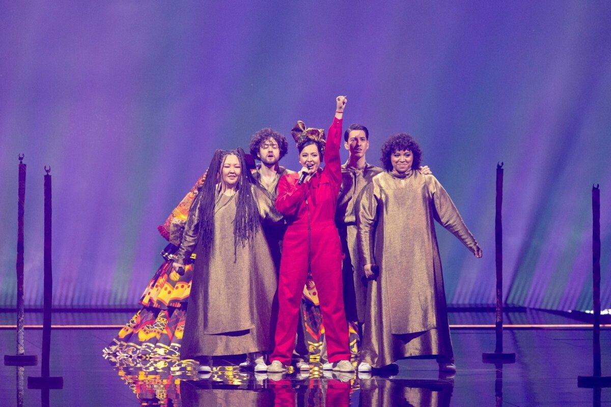 Eurovision 2021 esimene poolfinaal 18.05.2021