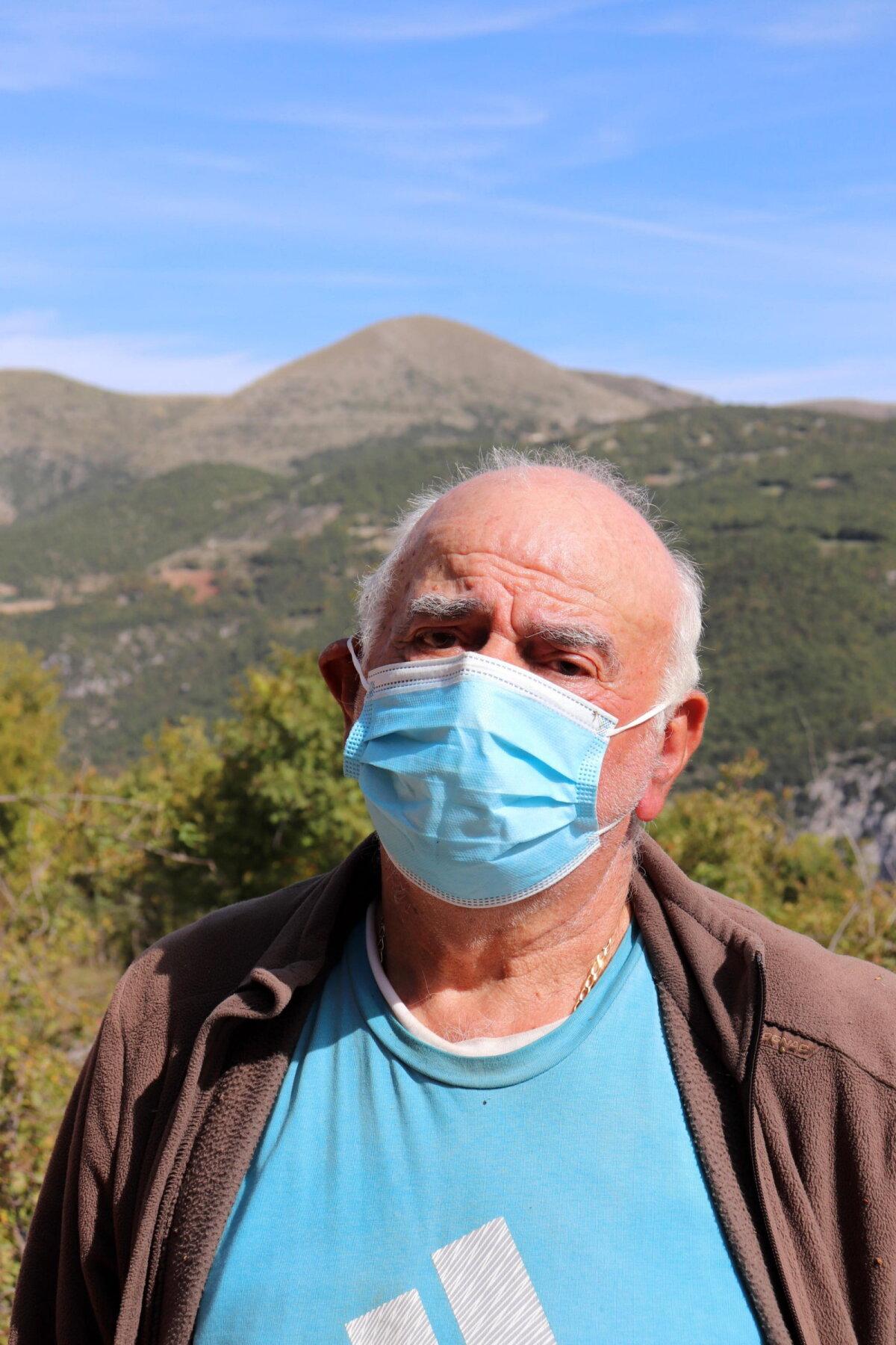 82-aastane Carilli (foto: EPA / Scanpix)