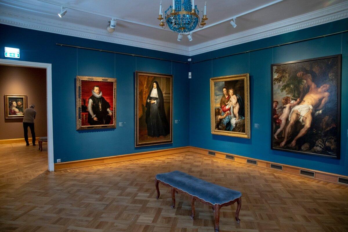 MEMLINGIST RUBENSINi: Kadrioru kunstimuuseumis kuni oktoobri lõpuni eksponeeritud The Phoebus Foundationi kunstikogu näitus võimaldab mitmekesist ja ulatuslikku ülevaadet 15.–17. sajandi Madalmaade kunstikultuurist.