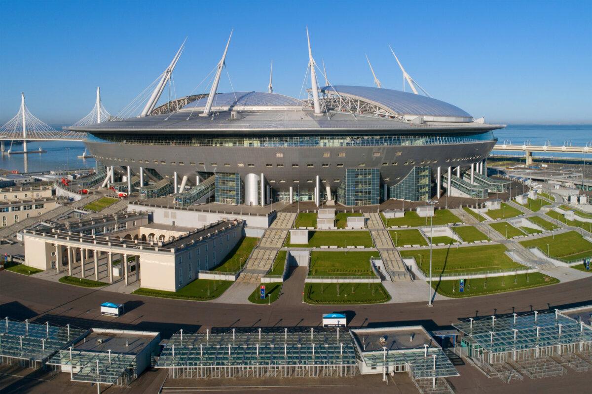 Peterburi staadion