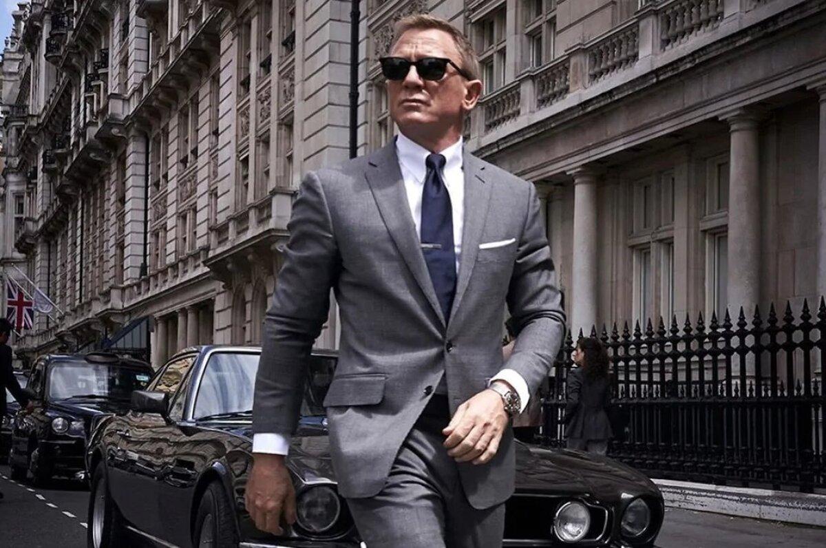 "Daniel Craig peaosalisena filmis ""007: Surm peab ootama"" (foto: tootjad – MGM, Universal, Eon, B25, Cinesite, Danjaq)"