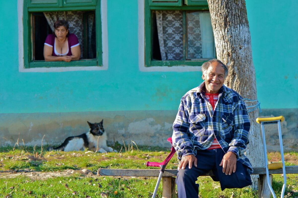 Üks perepilt. Rumeenia, 2014.