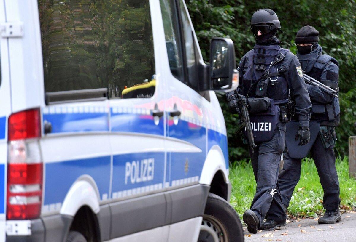 Politsei oktoobris Chemnitzi terroristi jahtimas