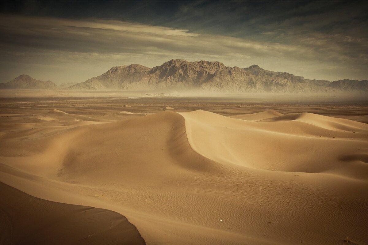Ärkad 1. jaanuaril üles ja ei oska ära imestada kuhu sa seekord sattunud oled. Nii juhtus.Iraan, jazdi piirkond.