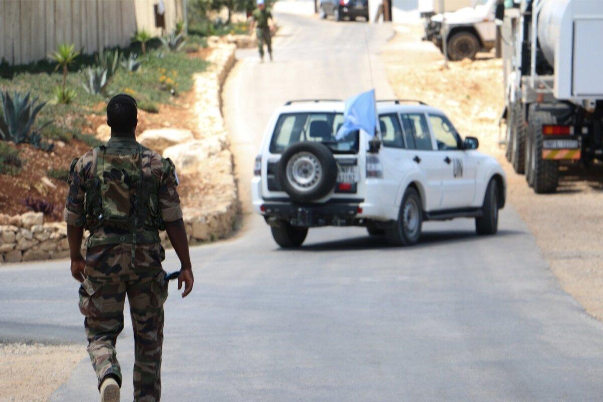 ÜRO baas Liibanonis