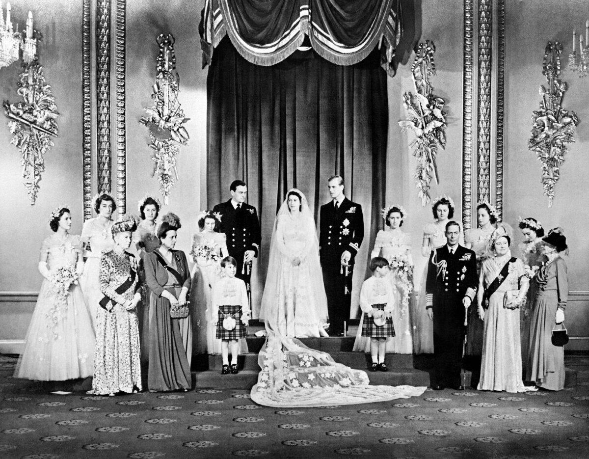 Свадьба прошла в Вестминстерском аббатстве