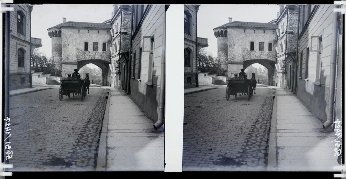 parikas, Tallinn