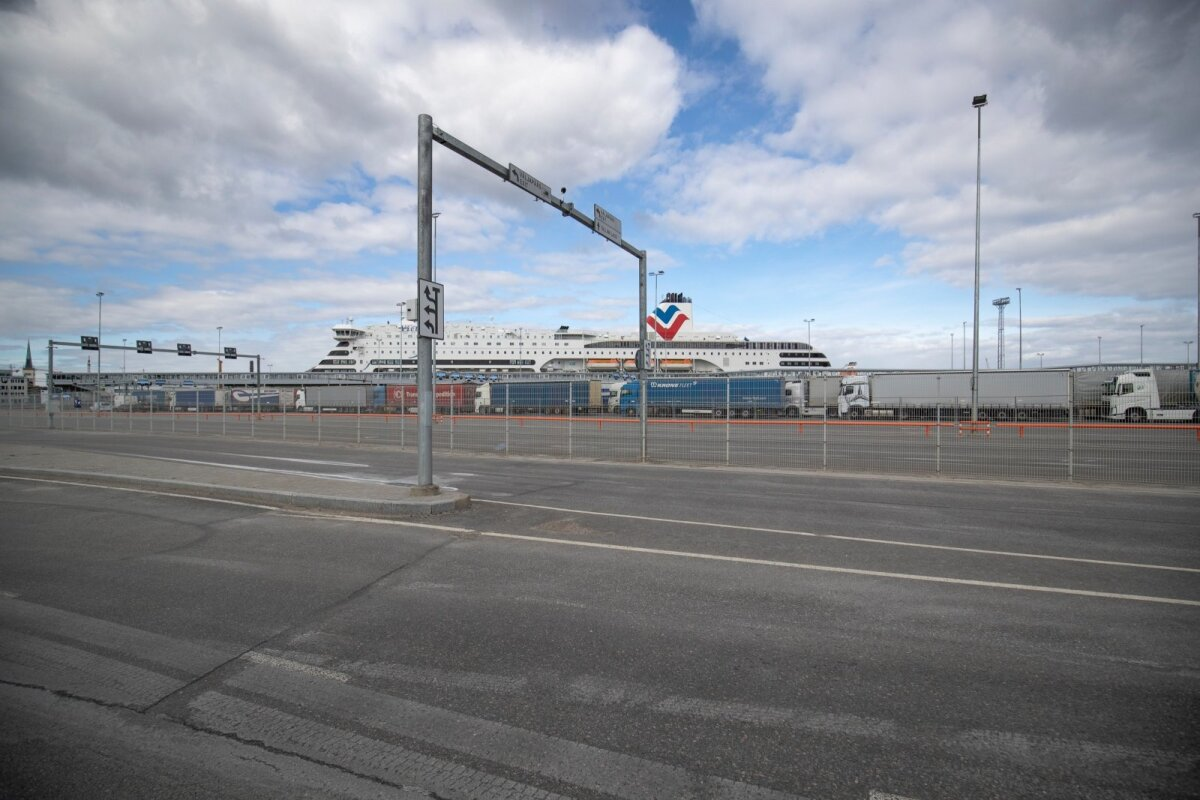 Rekkad sadamas 31.03.2020