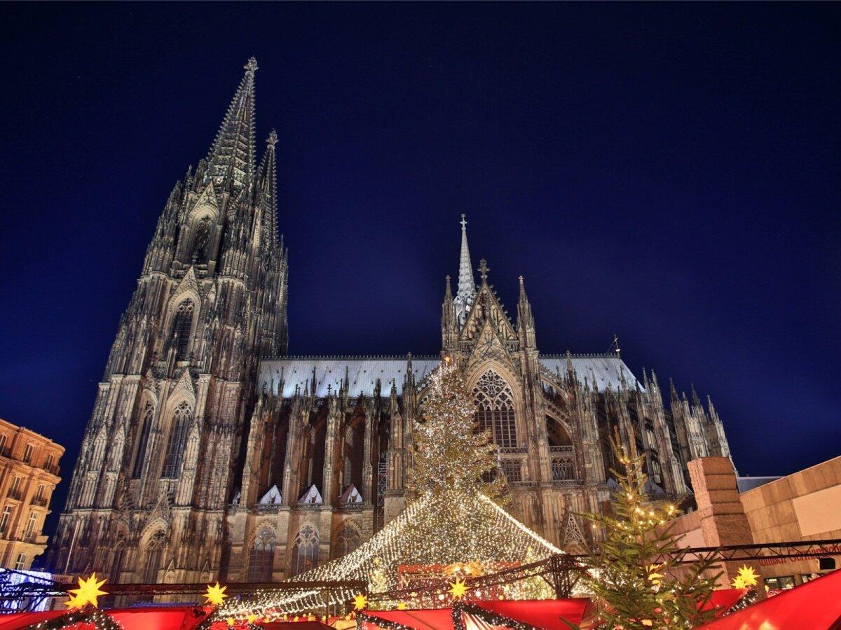 Kölni jõuluturg