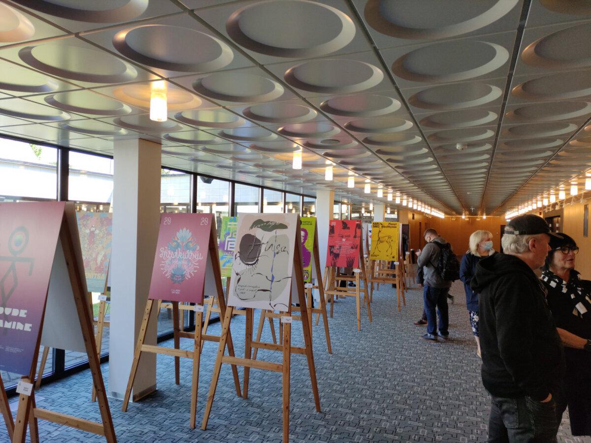 Haapsalu Graafilise Disaini Festivali avamine