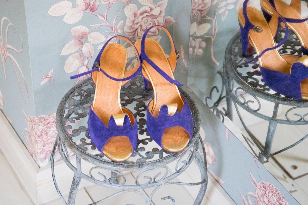 Liisul on nõrkus kingade vastu. Millisel naisel poleks!