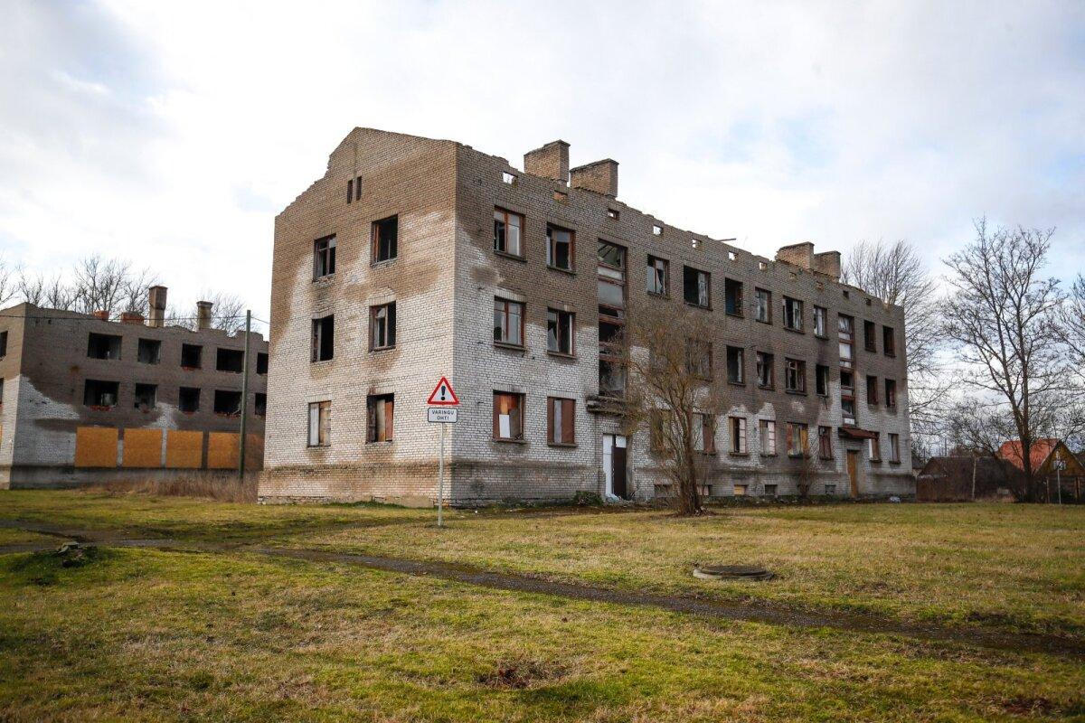 Раньше жилье, теперь бесплатные стройматериалы