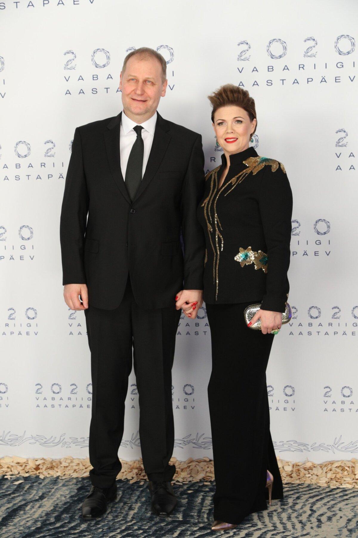 Urmas ja Katrin Kruuse