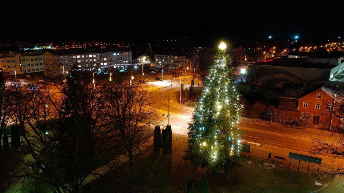 Türi jõulupuu
