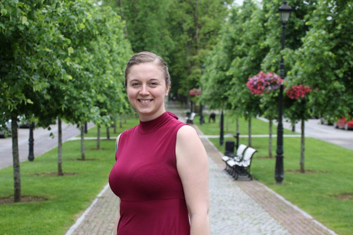 Ruth Maadla (Foto: Mareli Nielson / ajakiri Kaitse kodu!)
