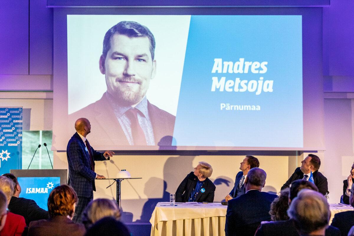 Andres Metsoja