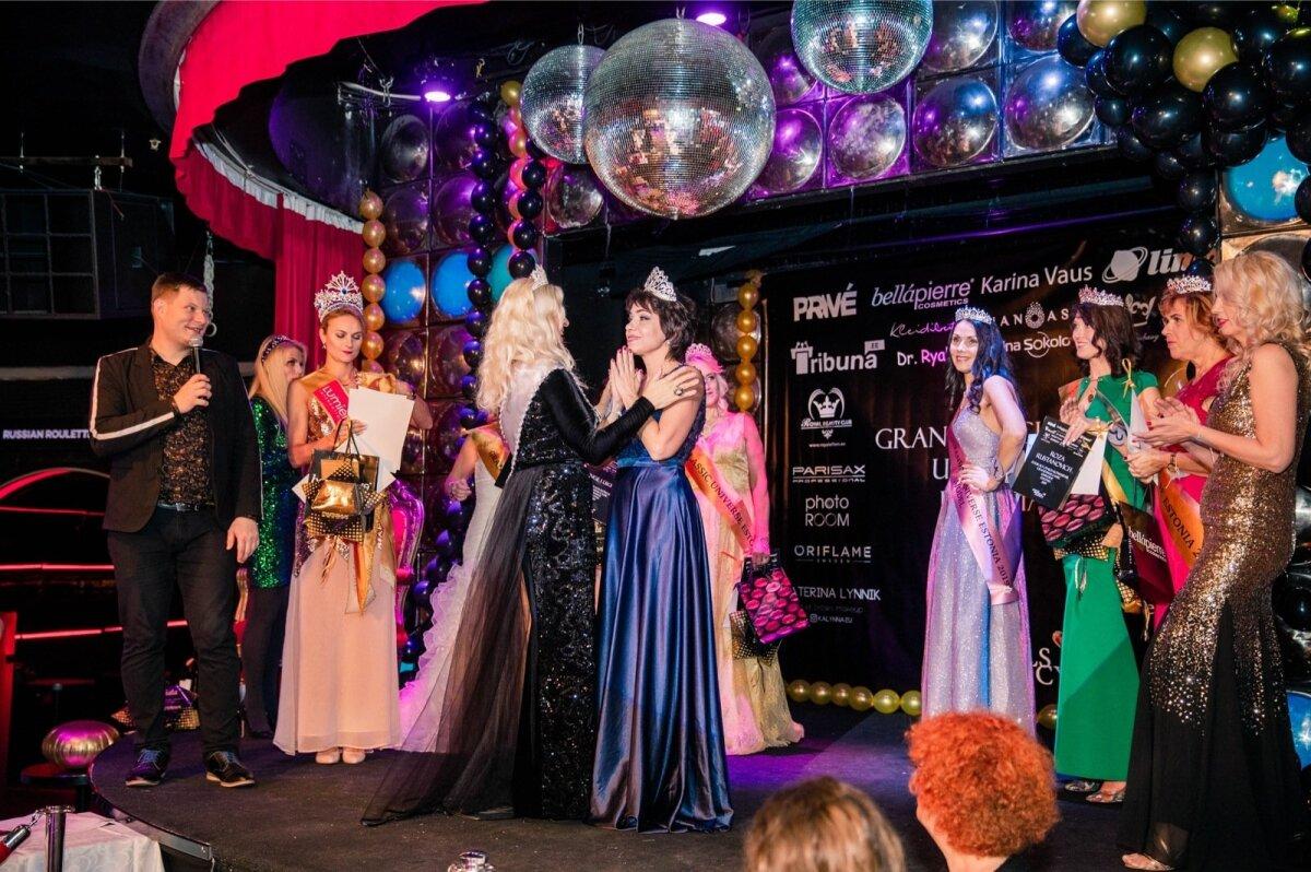 Iluduskonkursi Grandma Univers/Classic Estonia 2019 finaal