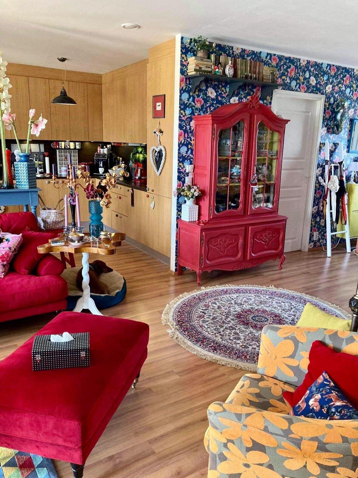 Värvikast värvikam kodu