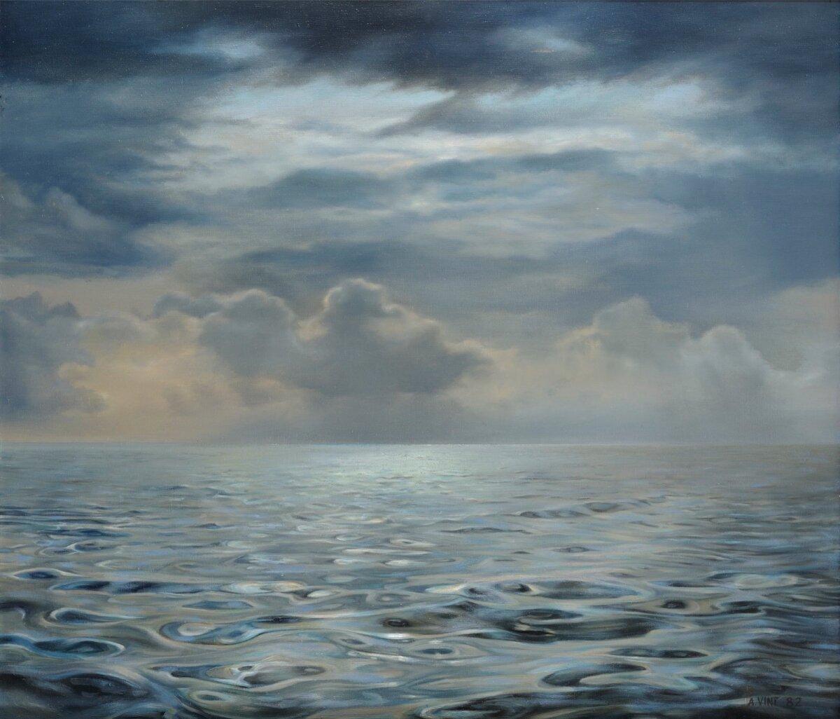 Aili Vint. Pärast vihma (1982)