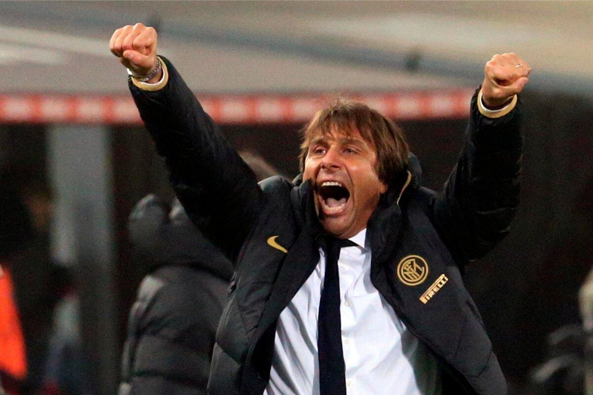 Antonio Conte on pannud Milano Interi taas edukalt mängima.
