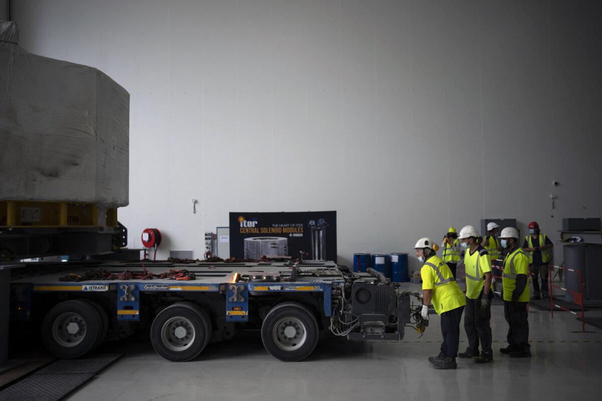 Uus võimas magnet (foto: AP / Scanpix)