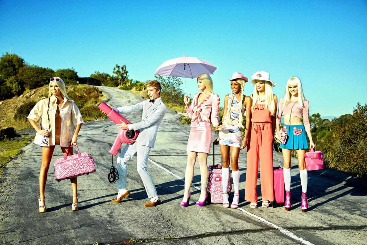 It's a Barbie World, Los Angeles, 2011