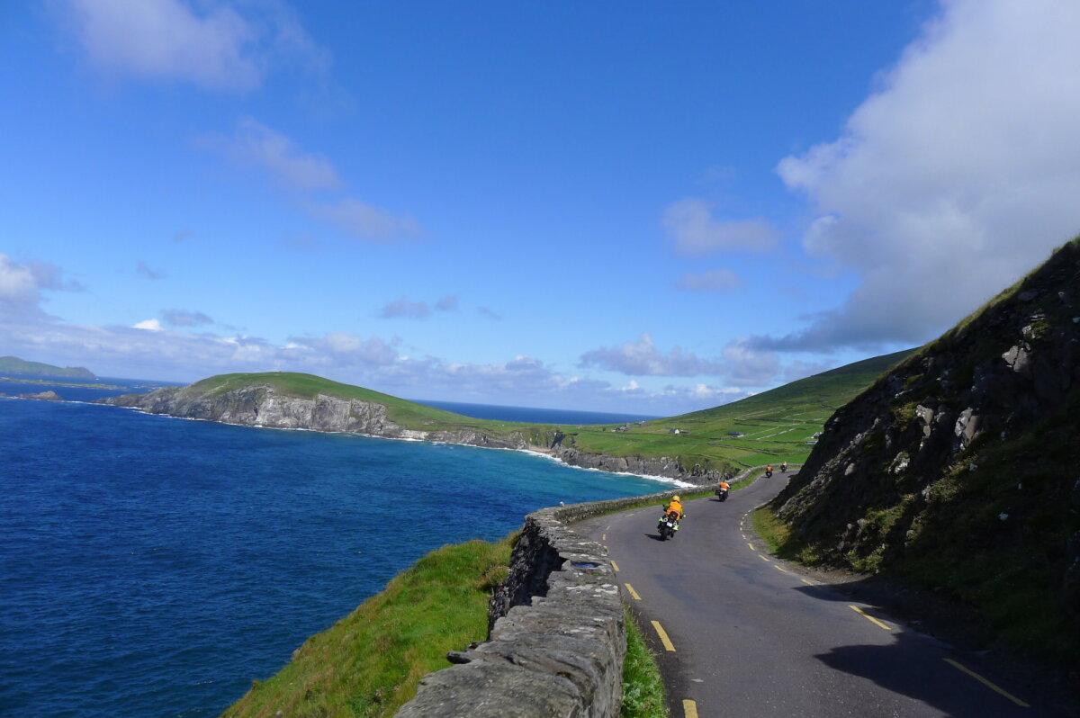 Wild Atlantic Way Iirimaal