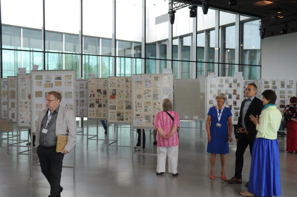 Mullune marginäitus Tartu Eesti Rahva Muuseumis (foto: korraldajad)