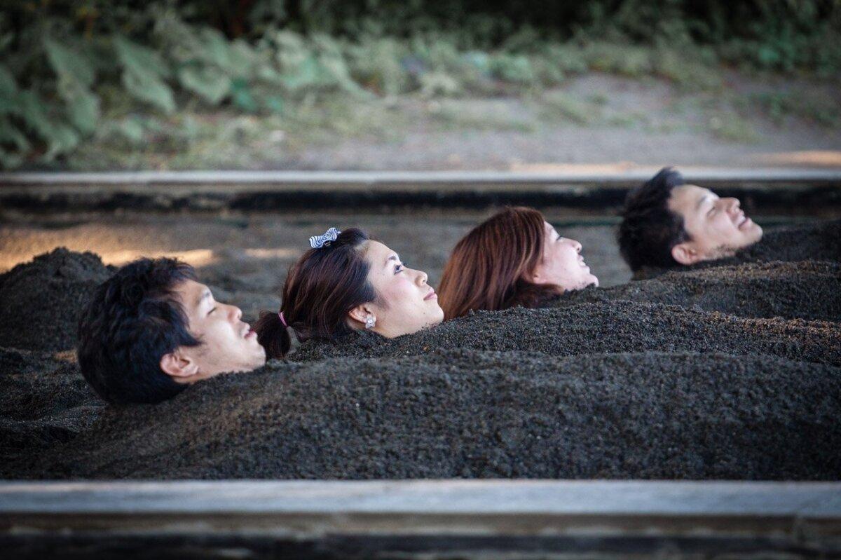 Jaapani liivakümblus.