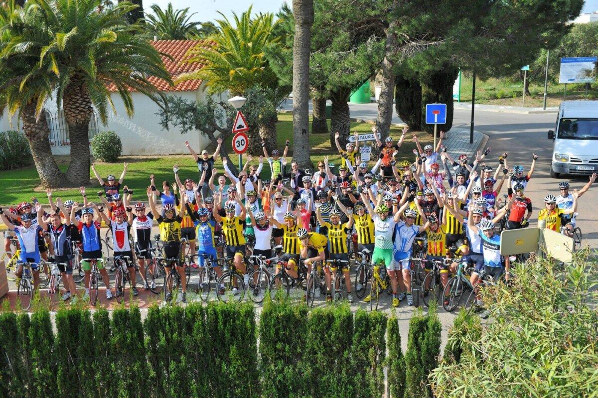 Kevadine rattalaager Hispaanias Kataloonias - koos Hawaii Expressi suure grupiga on olnud mõnus koos nädalaid laagerdada