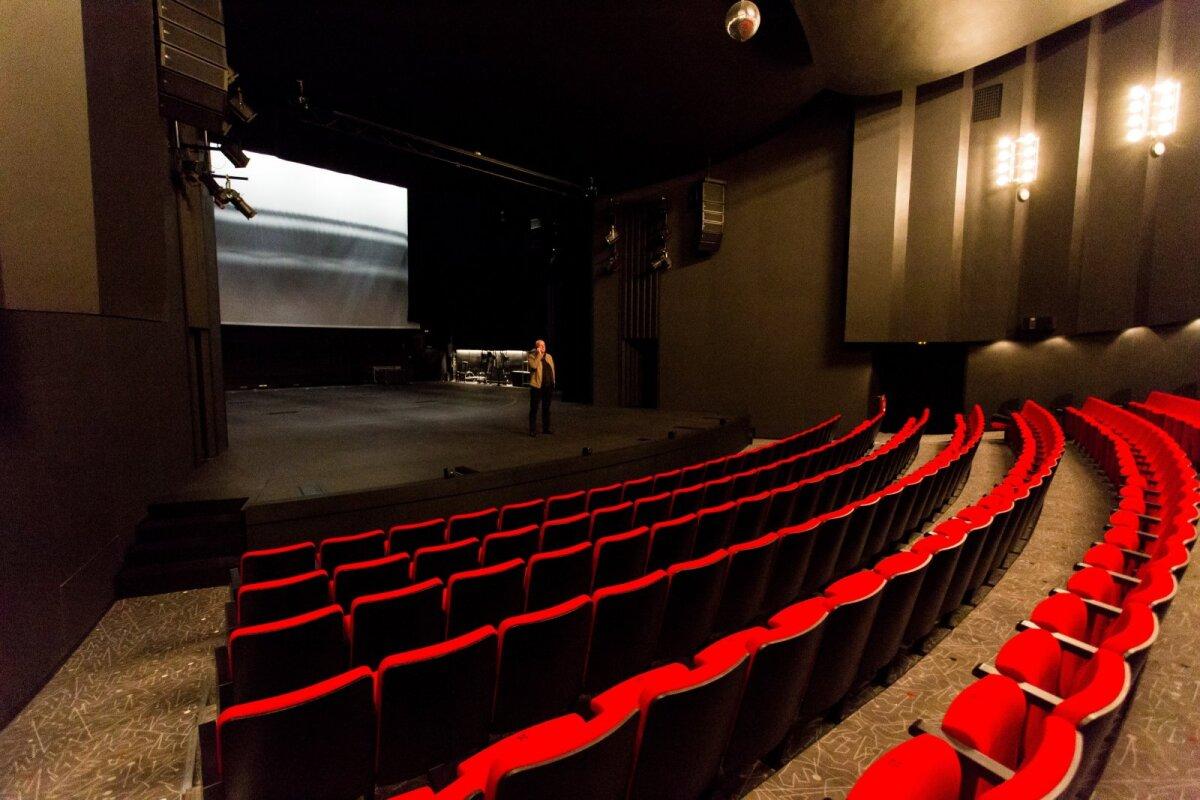 Pärnu Endla Teatri suur saal