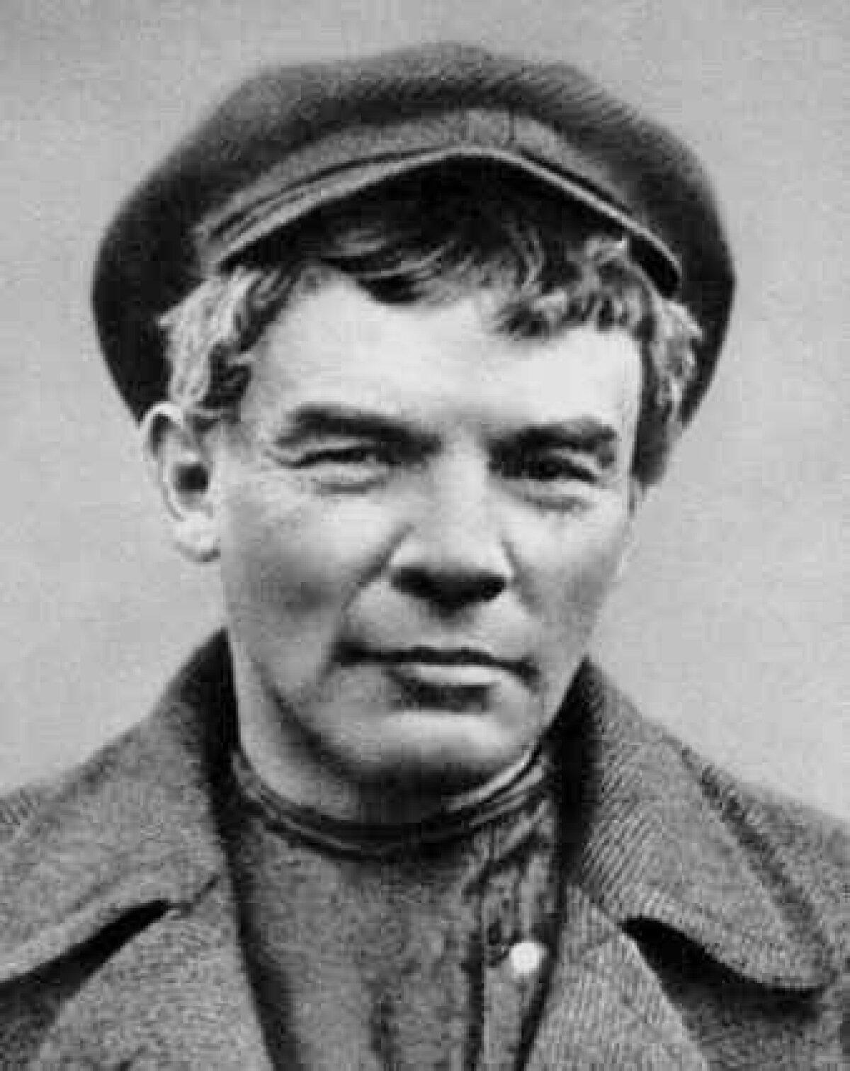 Lenin maskeeringus augustis 1917.