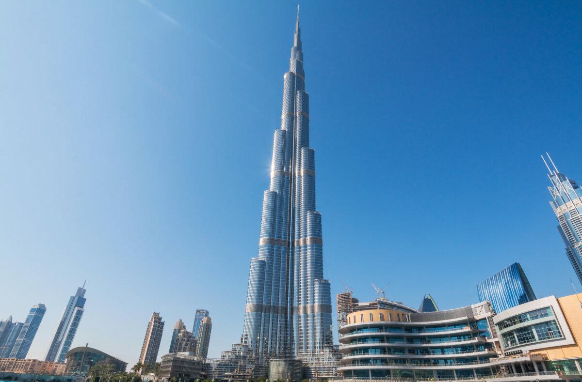 Burj Khalifa Dubais
