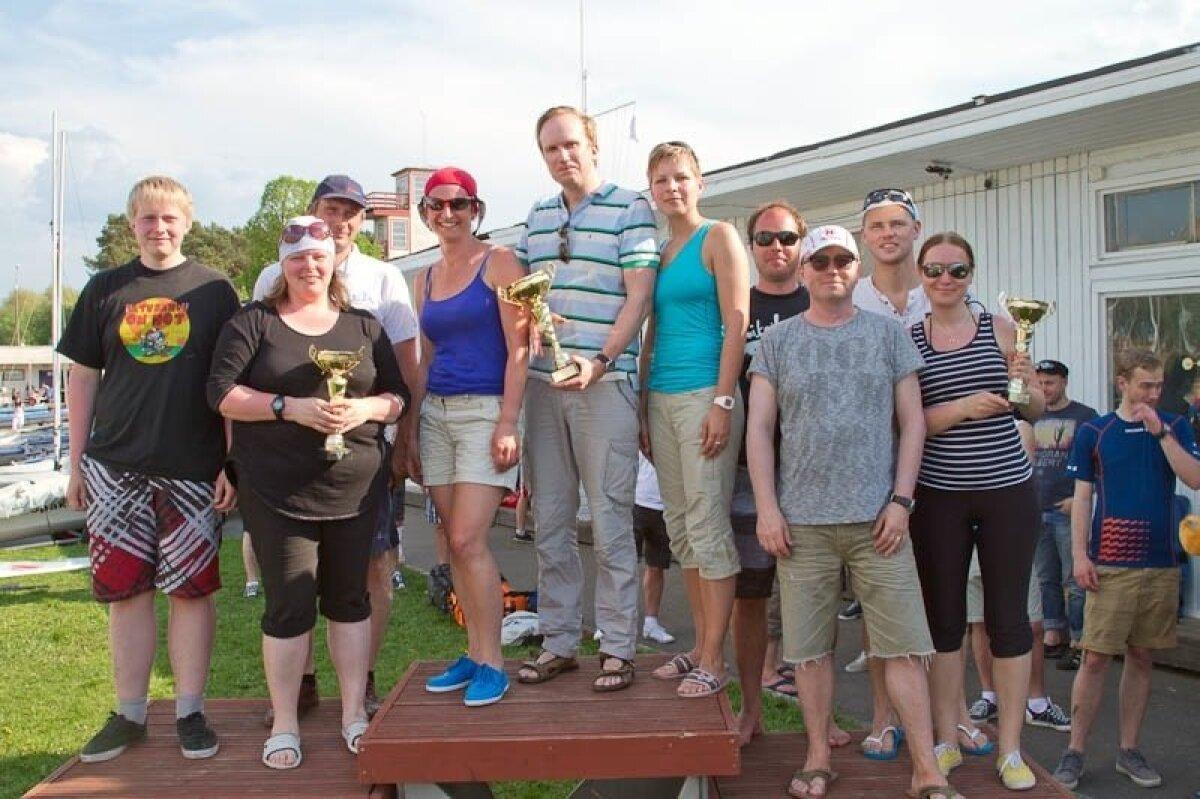 Kalev Jahtklubi karikasarja Seiko Cup 2014 E4 karikavõistlus
