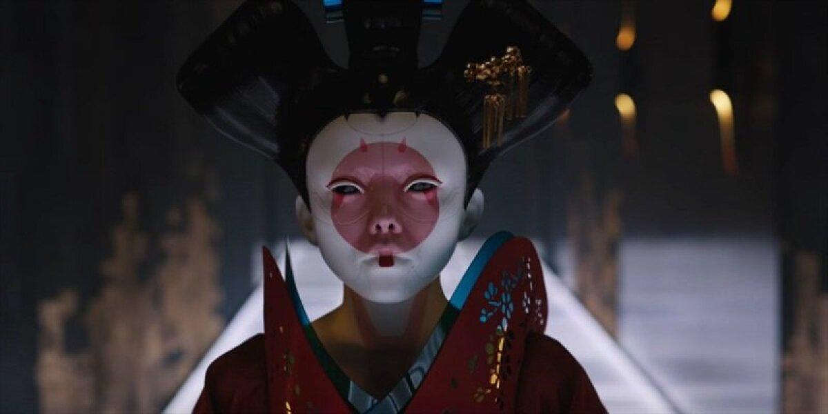 Geisha-robotid teenindavad tulevikus külalisi.