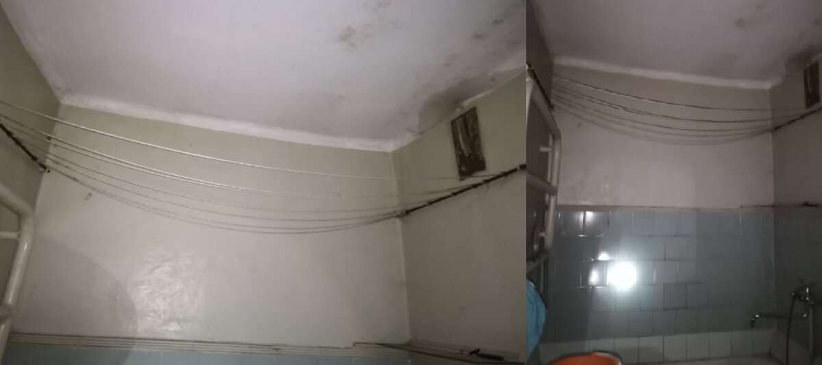 Так сейчас выглядит ванная комната