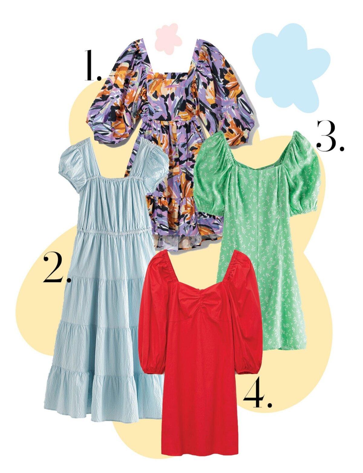 Lüpsinaise kleit