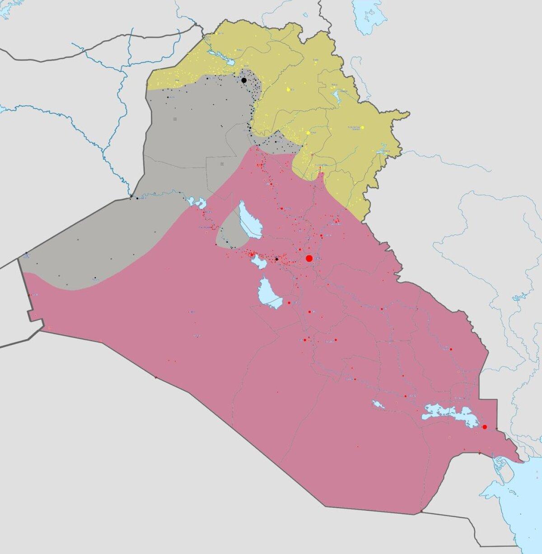 Iraagi sõjatanner praegu