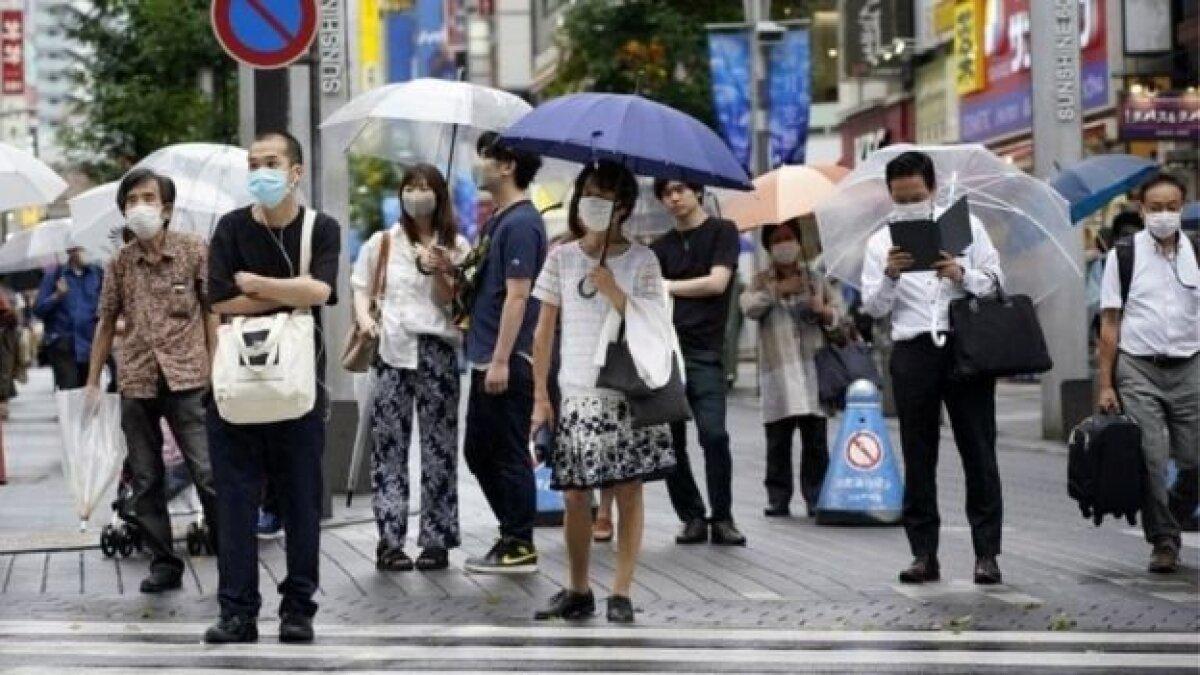 Не все японцы прислушались к призывам властей оставаться дома