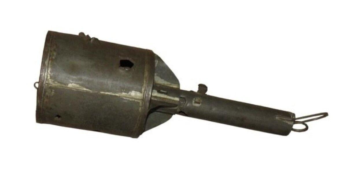 Lõhkelaeng okastraattõkete purustamiseks Novitski-Feodorov M1916