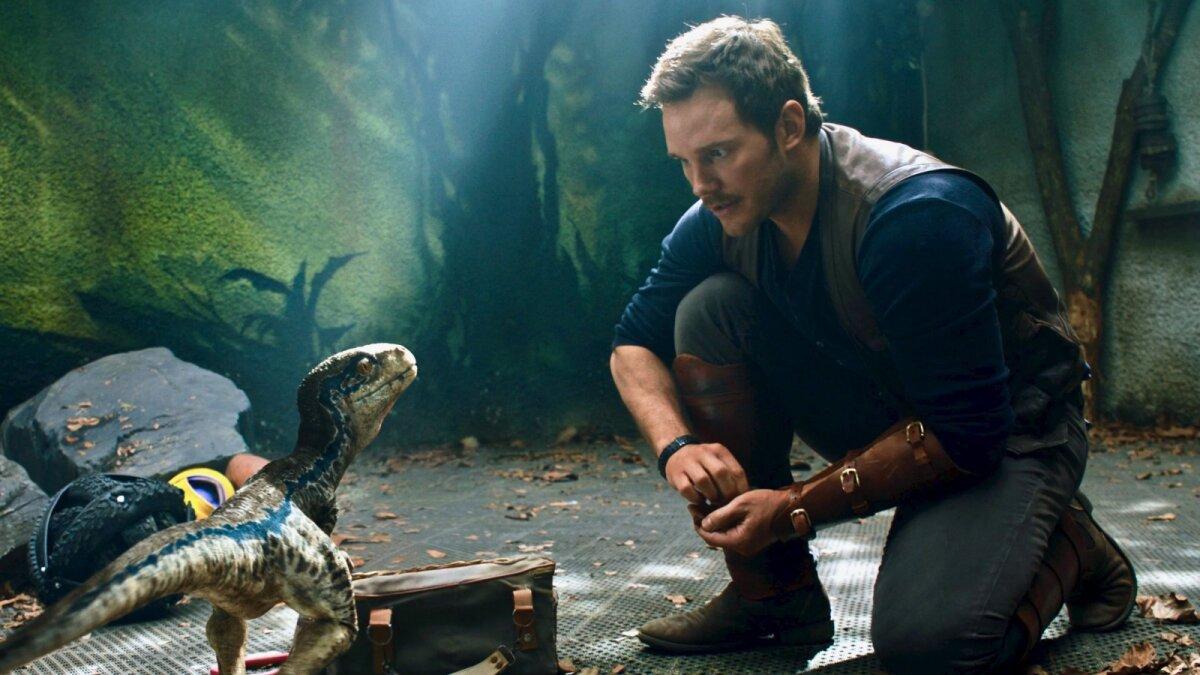 """""""Jurassic World: Langenud kuningriik"""""""