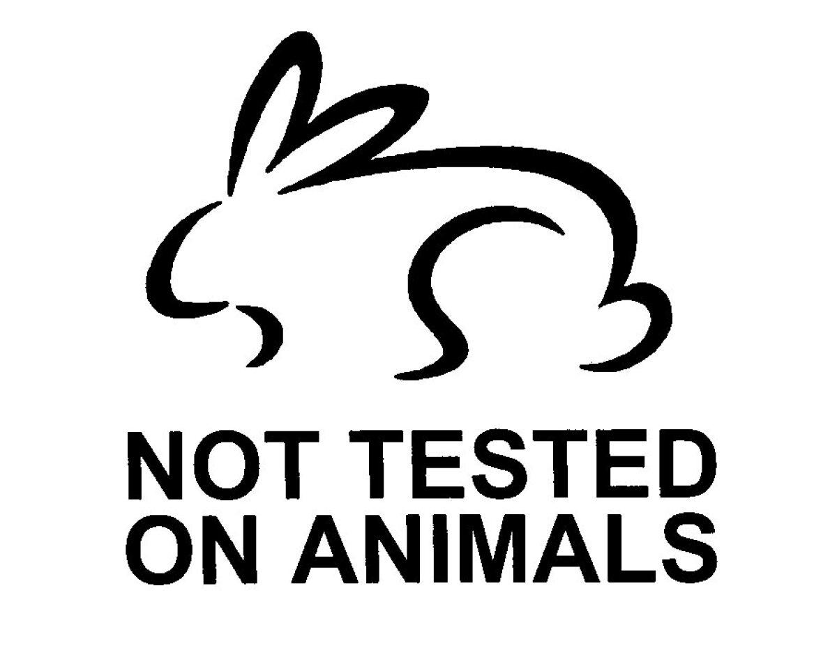 Loomade peal mitte testitud