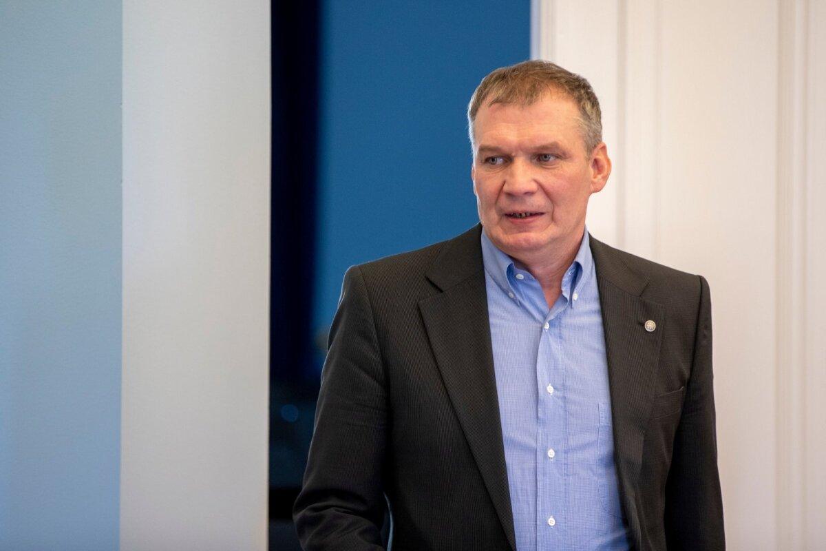 NÕUNIK: Mark Majorov liitus EKREga kevadel 2019. Siis sai temast siseminister Mart Helme nõunik. Mullu suvel nõustas ta teist EKRE ministrit Raul Siemi.