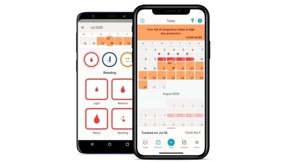 Приложение Clue Birth Control будет доступно для устройств Apple и Android, но поначалу - только в США