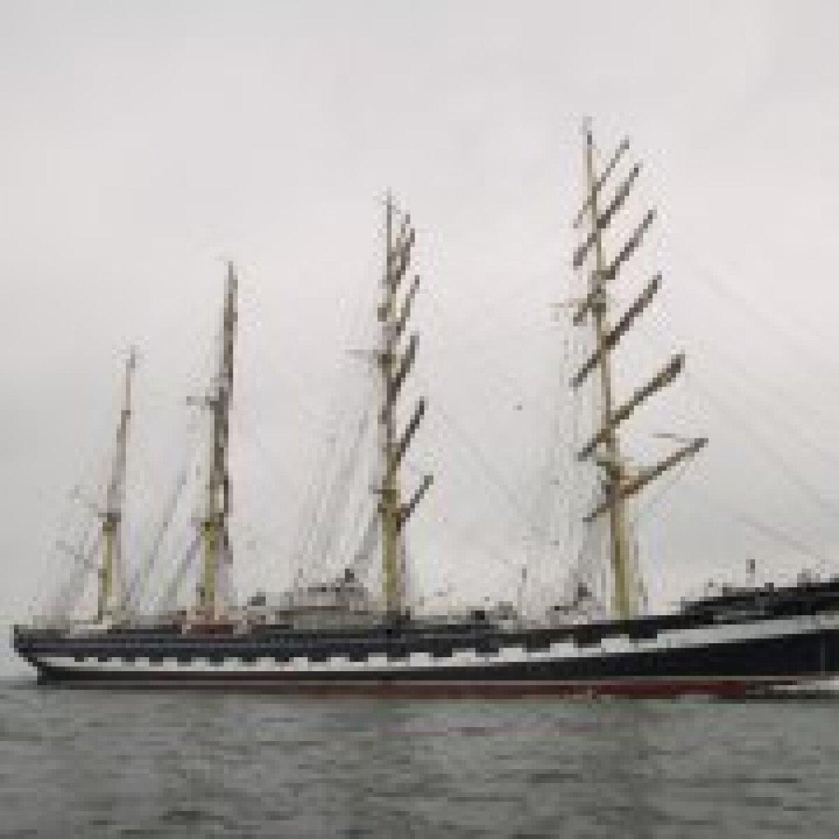 Krusenstern Tallinna lahes