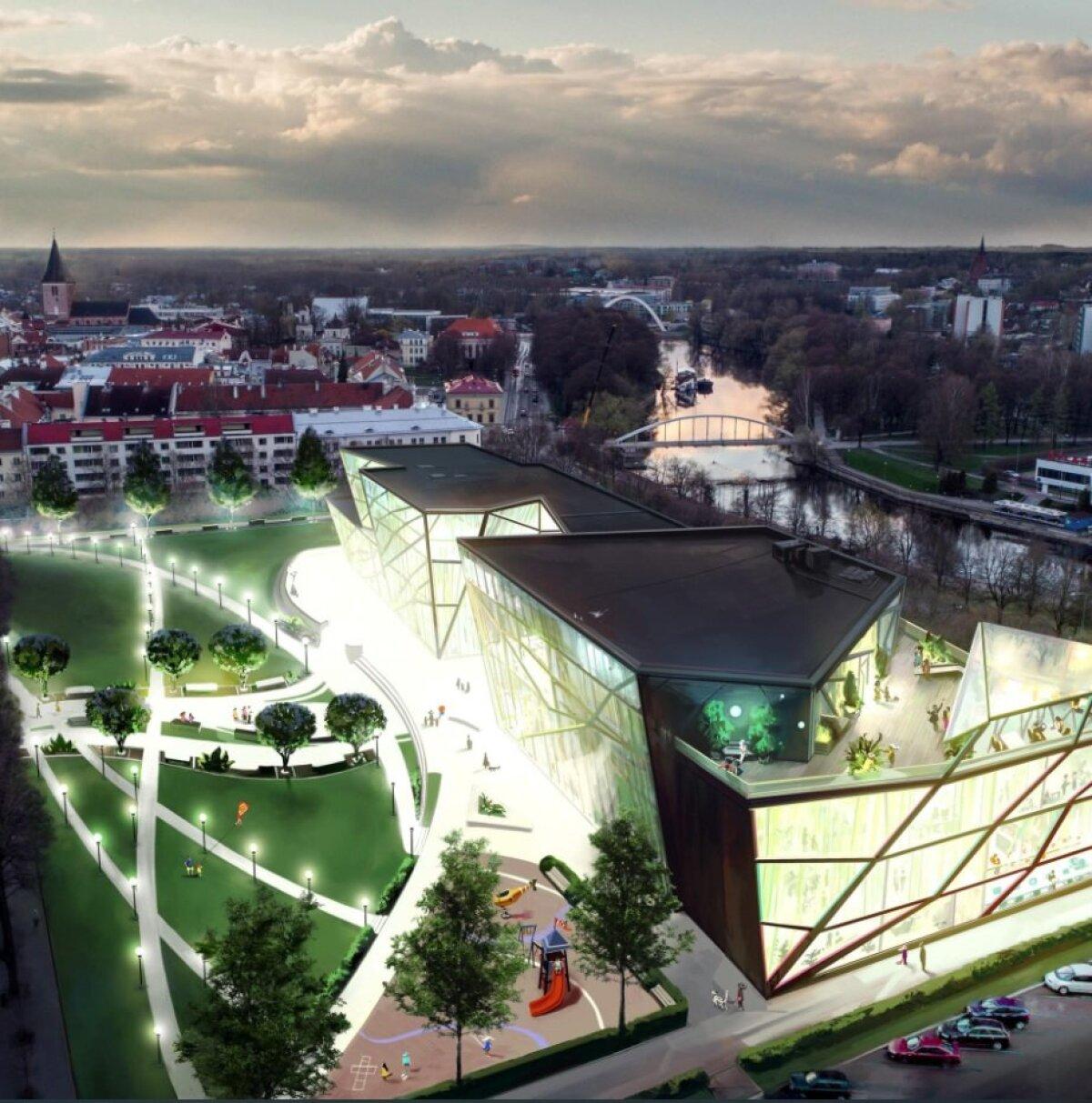 Tartu kultuurikeskuse visioon
