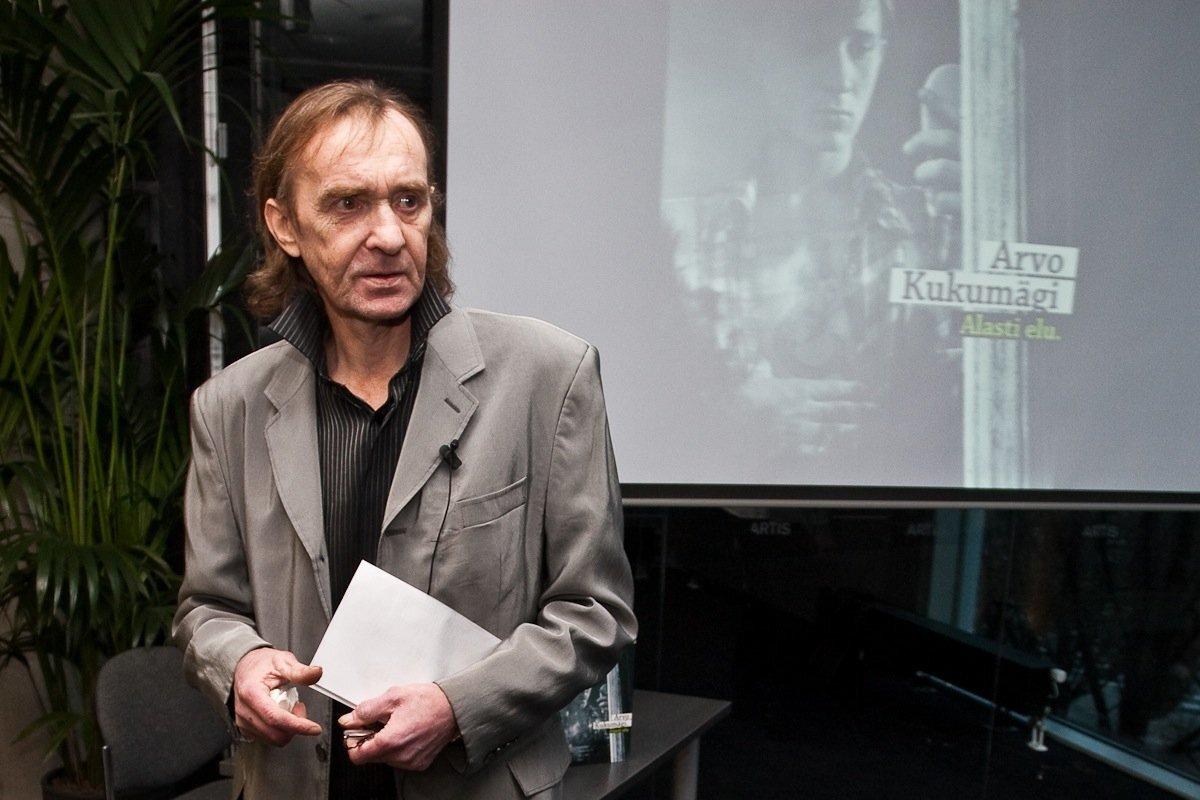 Arvo Kukumägi (1958-2017)